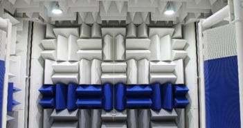 Saint-Gobain unveils all-new anechoic testing chamber