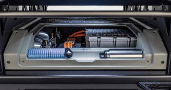 GM to unveil autonomous fuel cell platform SURUS