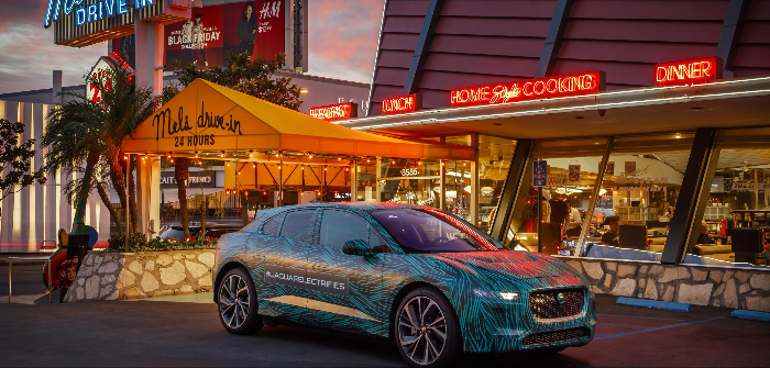 JLR heads to LA with I-Pace