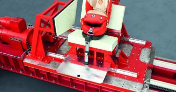 New Compact Impact Simulator mount from Messring for testing to UN ECE R129