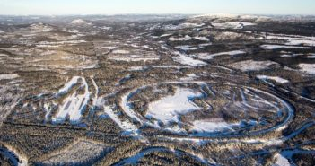Arctic Falls celebrates the 30th anniversary of its Vitberget facility