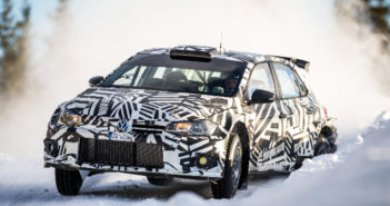 VW Polo GTI R5 put through its paces in Sweden