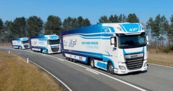 UK government greenlights US$10.8m vehicle platooning trial
