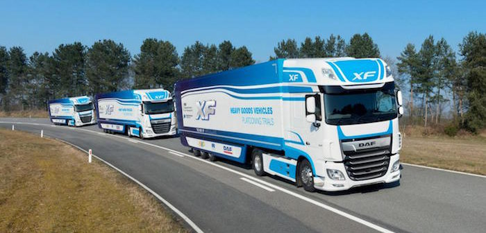 UK government greenlights US$10.8m vehicle platooning trial