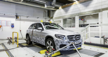 How the GLC F-Cell went from testing to production