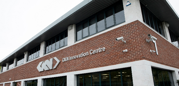 Automotive innovation center opened by GKN in Oxfordshire