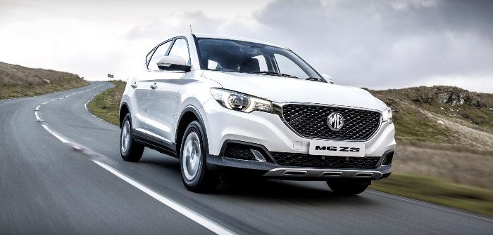 MG Motor UK completes most diverse test program to date with ZS