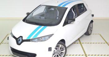 Renault develops advanced autonomous control system benchmarked against human test drivers