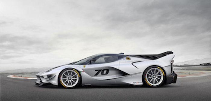 Ferrari launches next XX research and development vehicle