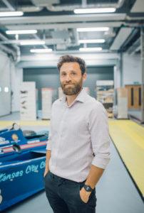 Dr Stefano Longo, autonomous vehicles