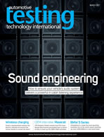 Automotive Testing Technology International Magazine March 2017