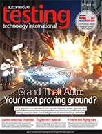 Automotive Testing Technology International Magazine September 2016