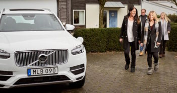 Members of the public to test Volvo vehicles in Sweden