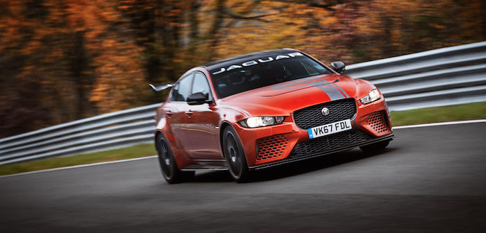 Jaguar, XE SV, Project 8, Nürburgring, Nordschleife, sedan,