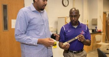 Clemson University investigating smart materials that sense damage