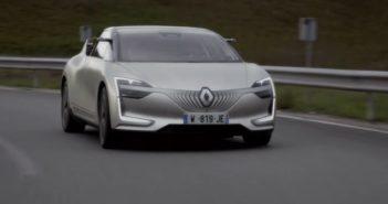Groupe Renault reveals Symbioz prototype