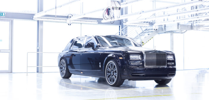 Rolls-Royce reveals Phantom VIII development details
