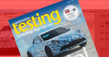 Automotive Testing Technology Magazine | Read Issues Online Today!