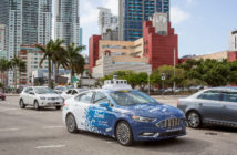 Ford tests its self-driving service