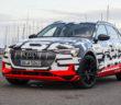 Audi unveils e-tron prototype
