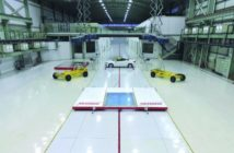 Can you name this crash test facility in China?
