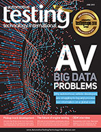 Automotive Testing Technology International Magazine June 2018