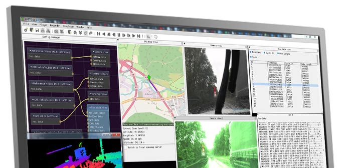 Visualization framework offers a range of configurations