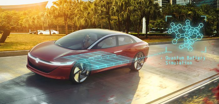 VW tests quantum computing in battery research