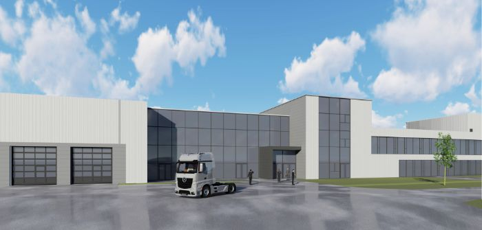 Mercedes-Benz Trucks announces US$57.8m expansion in German facility