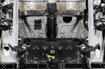 Volvo uses carbon fiber-reinforced polymer in Polestar 1