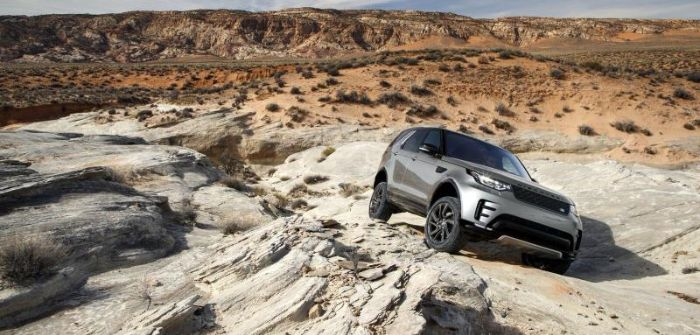 JLR developing autonomous cars capable of all-terrain off-road driving in any condition