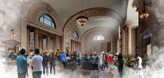 Ford acquires Michigan Central Station to develop vibrant new campus