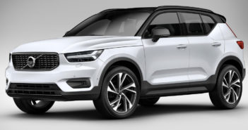 Volvo XC40 receives five-star rating in Euro NCAP assessment
