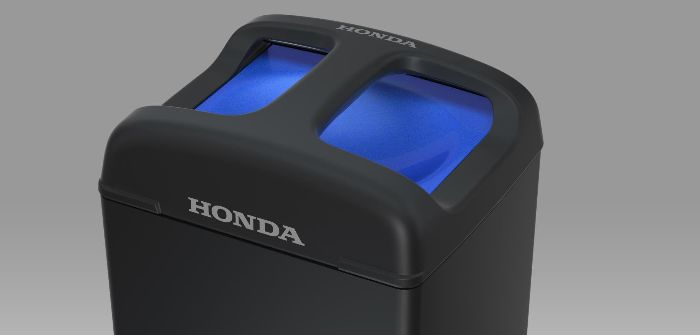 Honda and Panasonic begin research project on battery sharing