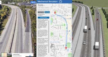Mechanical Simulation updates its vehicle dynamics simulation software