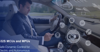 NXP develops next-generation dynamics microprocessor for electric and autonomous vehicles