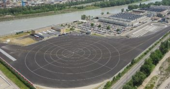 JTekt Technical Centre and Proving Ground in Irigny, France