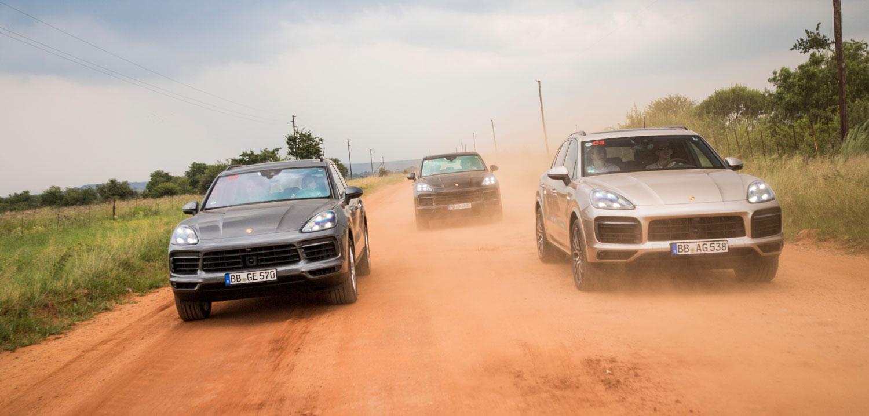 Porsche details the logistics of a typical vehicle development ...