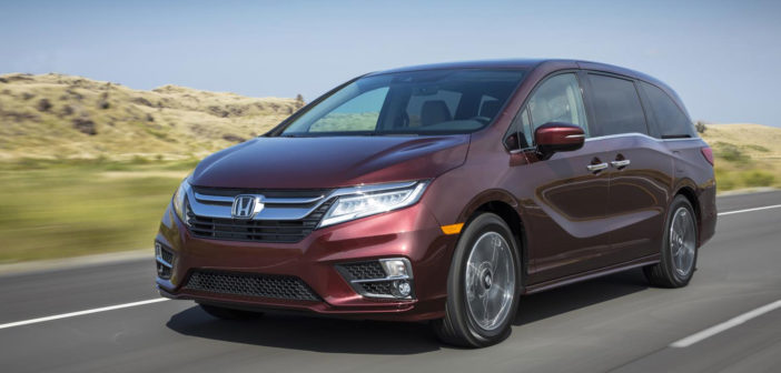 2019 Honda Odyssey is top minivan in IIHS passenger-side small overlap and LATCH testing