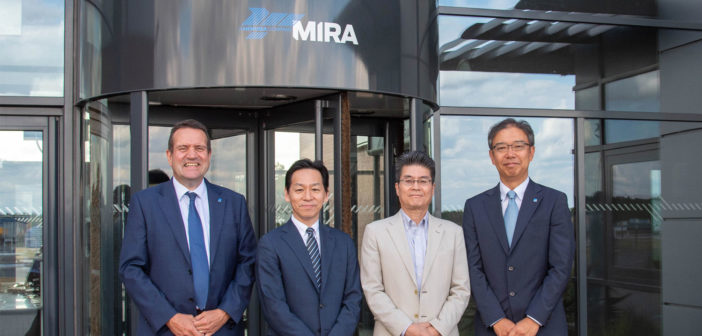 Keihin Group and Horiba MIRA to develop electric vehicle powertrain systems