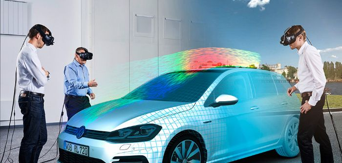 Volkswagen continues its mission to go fully digital in design