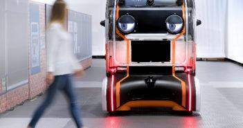 JLR commences autonomous vehicle trust trials