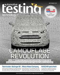 Automotive Testing Technology International Magazine March 2018