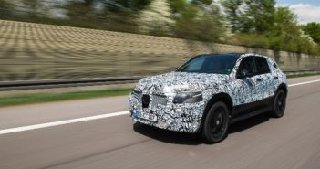 Mercedes-Benz EQC development details revealed