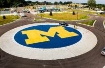 Take a tour of the University of Michigan's connected and autonomous vehicle test facility Mcity