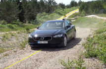 Volvo's by-wire test system makes robot drivers redundant