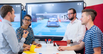 VW emphasizes use of virtual test technology in driver assistance systems development