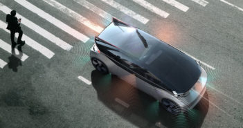 Volvo calls for universal safety standard for AV communication with 360c concept
