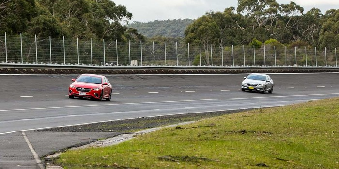 Holden Completes A 7 2m Test Track Upgrade At Lang Proving Ground