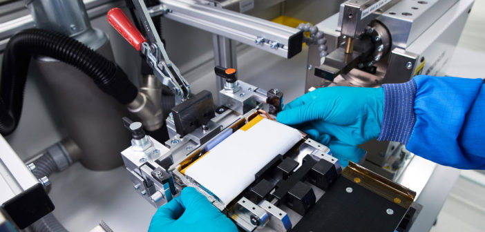 1. PIC BMW, Northvolt and Umicore form battery development consortium